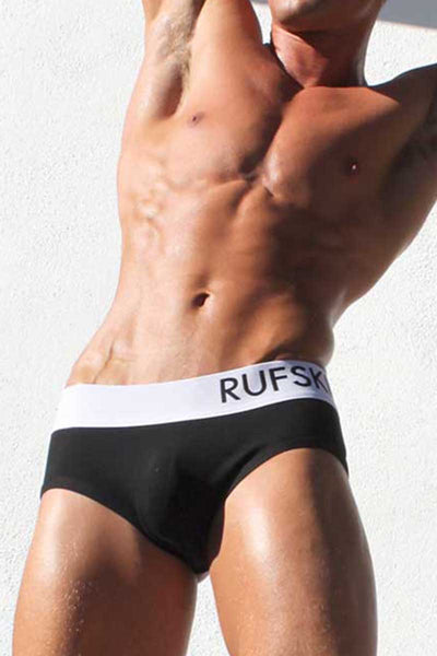 Rufskin Black Flynn Jock Brief - CheapUndies.com