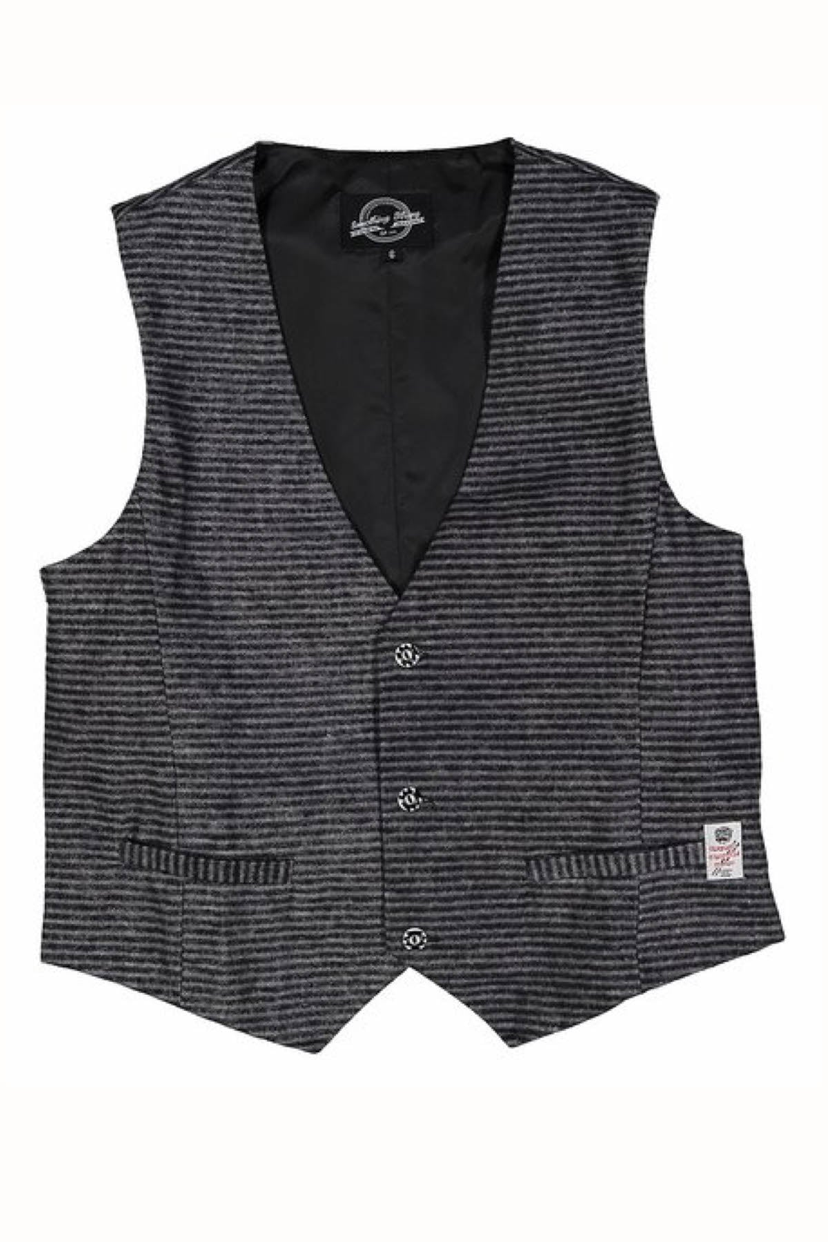 Something Strong Blue Something Sharper Vest