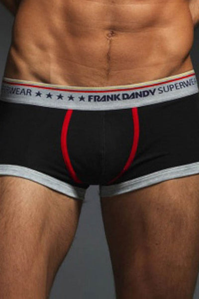 Frank Dandy Black Five Star Trunk