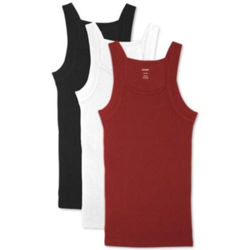 2(X)IST Essentials Square-Cut Tank 2+1 Pack - CheapUndies.com