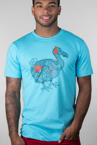 Choke Turquoise Extinct Shirt