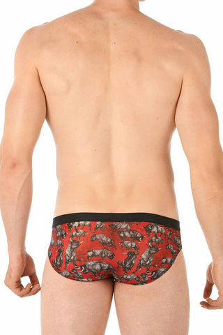 Gregg Homme Gaucho Brief