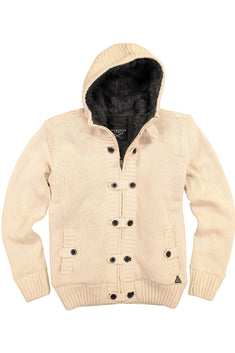 American Stitch Cream Woven Jacket