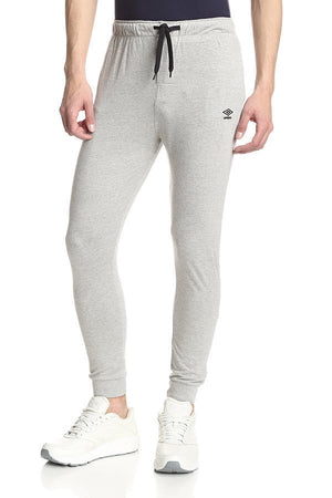 Umbro Heather Grey Jersey Pant