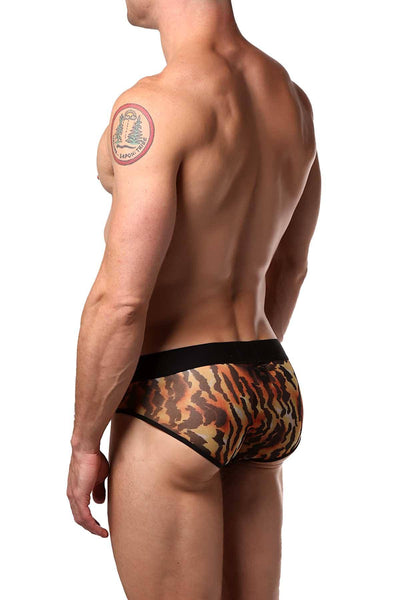 JustinCase Tiger-Bebe Season1 Limited Brief - CheapUndies.com