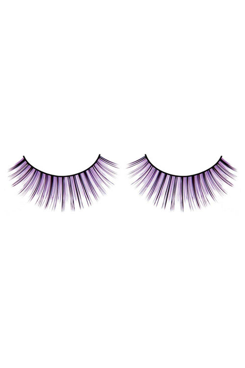 Baci Purple & Black Starlight Edition Eyelashes - CheapUndies.com