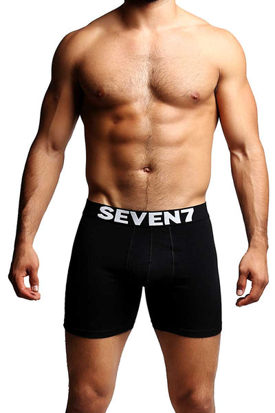 2-Pack Seven7 Black Boxer Brief - CheapUndies.com