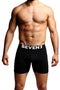 2-Pack Seven7 Black Boxer Brief
