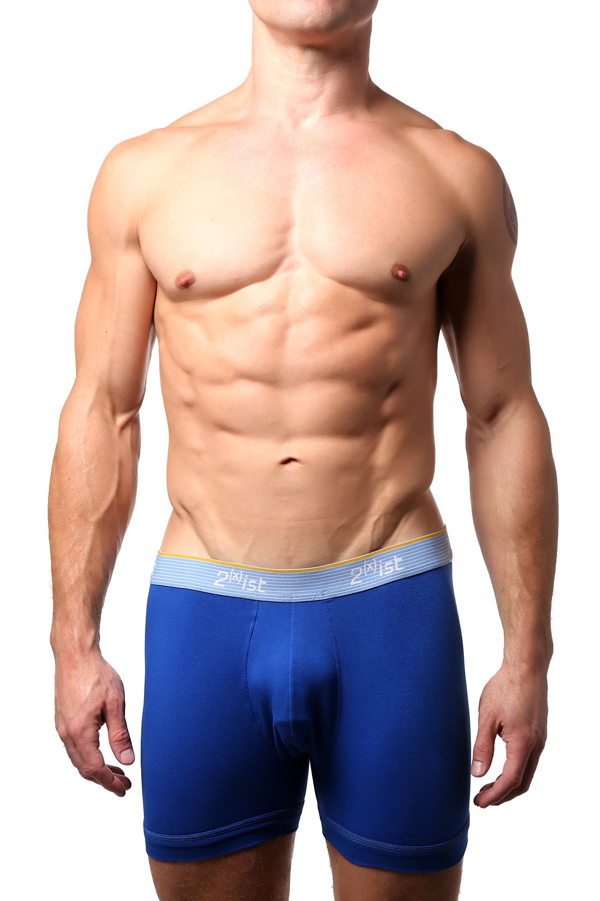 2(X)IST Blue Flex Boxer Brief