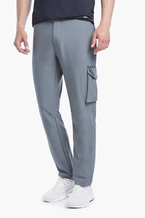 2(X)IST Grey Core Travel Pant