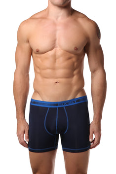 2(X)IST Navy & Blue Performance Boxer Brief
