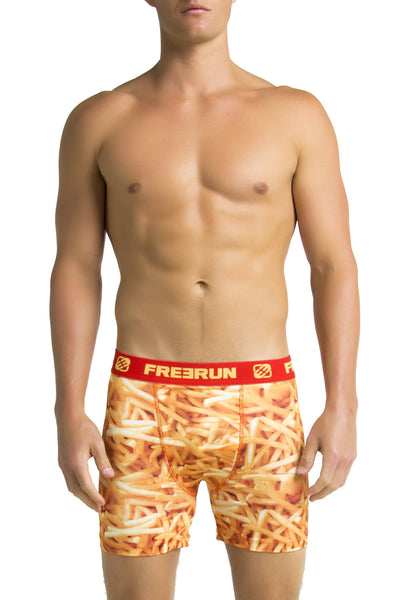 Freerun Fries Boxer Brief - CheapUndies.com