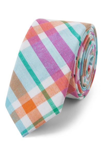 Skinny Tie Madness Strawberry Shortcake Tie - CheapUndies.com