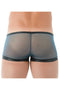 Gregg Homme Blue Break-In Zipper Mesh Boxer Trunk
