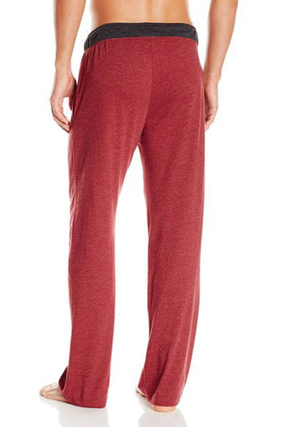 Puma Burgundy Heather Lounge Pant