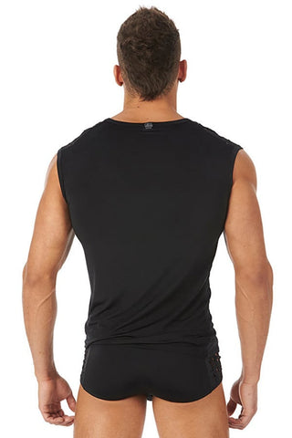 Gregg Homme Black Panther Muscle Shirt