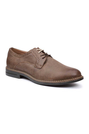 Izod Classic Brown Bridge Oxford