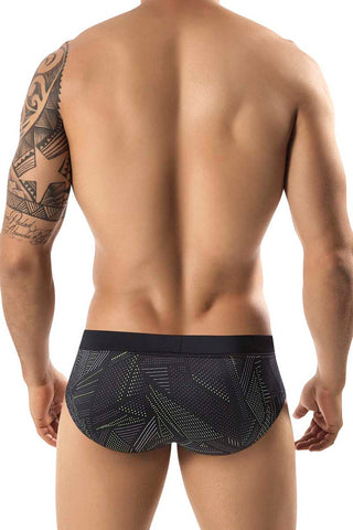 Clever Black Tulum Swim Brief