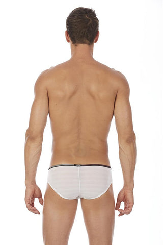 Gregg Homme White Foreplay Brief