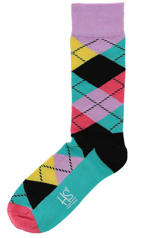 Happy Socks Argyle-070 Sock