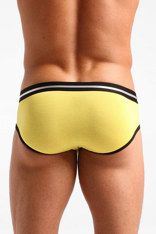 Cocksox Yellow Sports Brief
