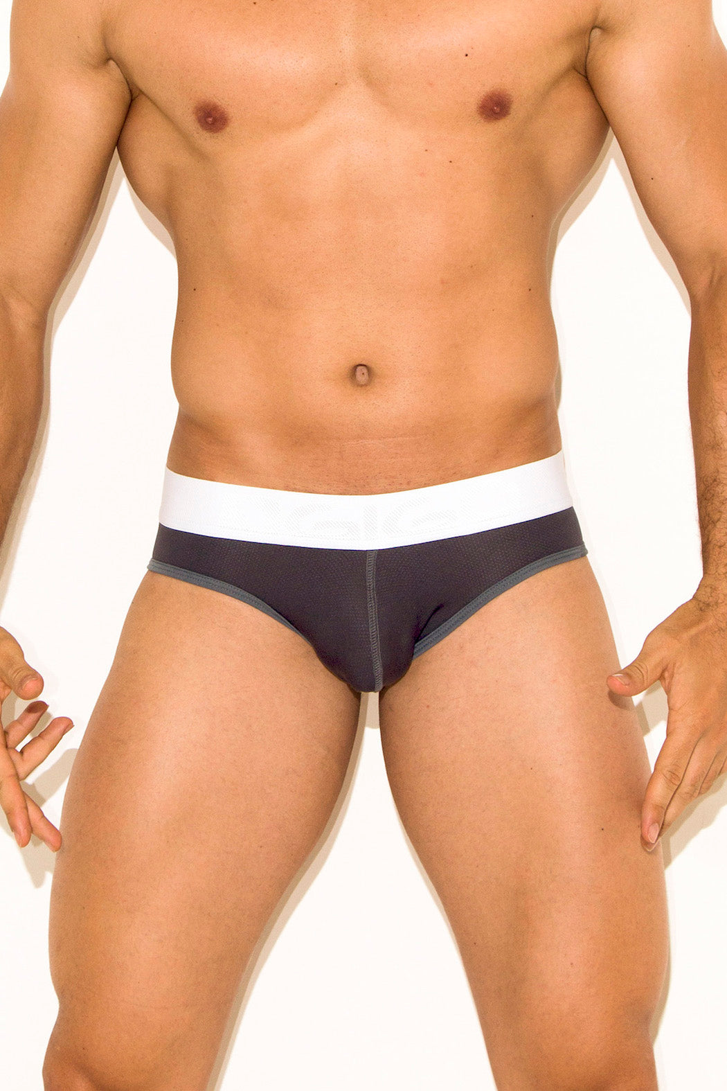 Gigo Grey Energy Jock-Brief