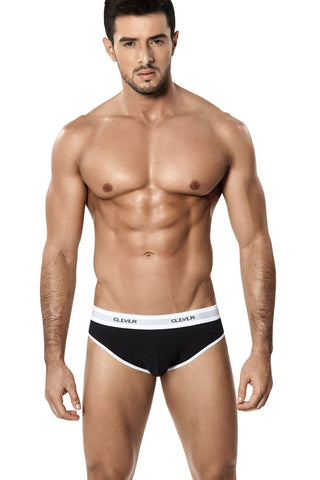 Black Piping Jock Brief
