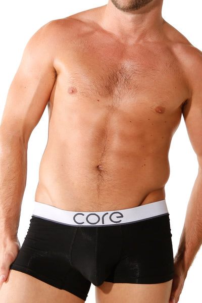 CORE Black Modern Basic Trunk - CheapUndies.com