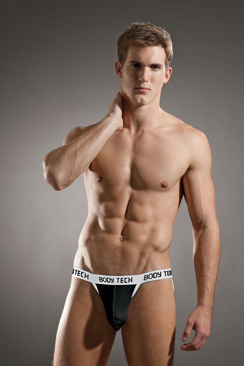 Body Tech Black Maximizer Jock