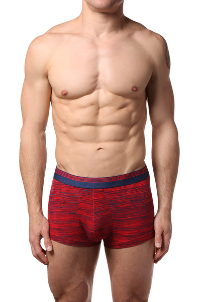 2(X)IST Red Graphic Modal Formula One No-Show Trunk - CheapUndies.com