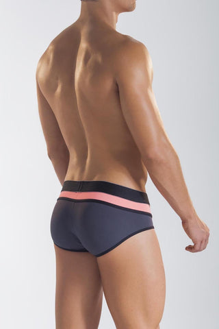 Mandies Salmon Boomerang Brief