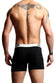 2-Pack Seven7 Solid Black Boxer Brief