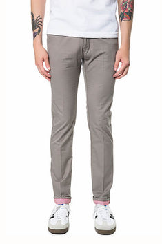 Something Strong Light Grey Skinny Pant