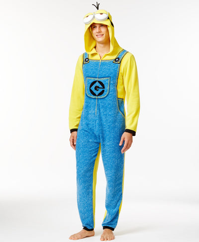 Minions Adult Pajamas - CheapUndies.com
