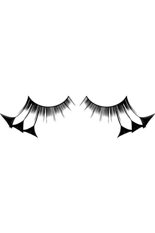 Baci Black 3-Feather Paradise Dreams Eyelashes
