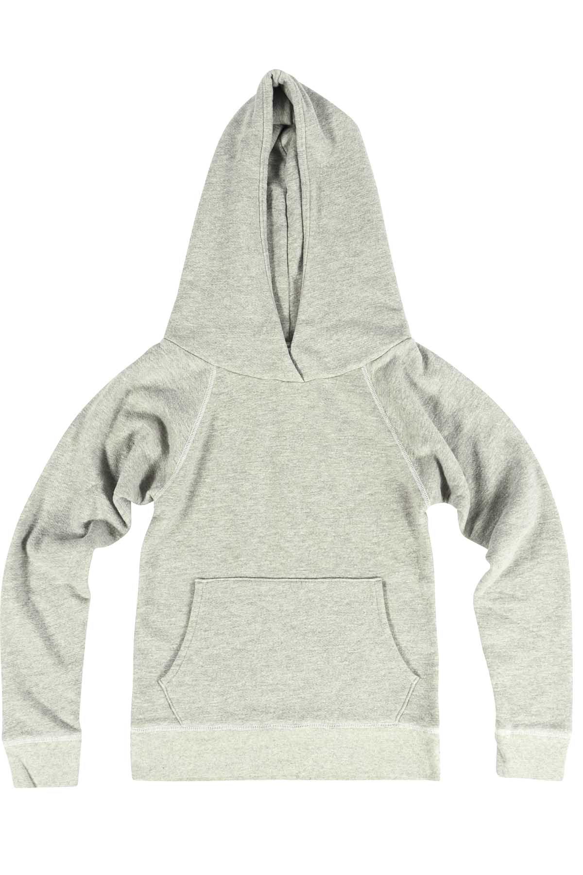 Rxmance Heather Grey Hooded Sweatshirt