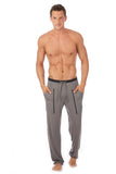 Gregg Homme Grey Purr Pants