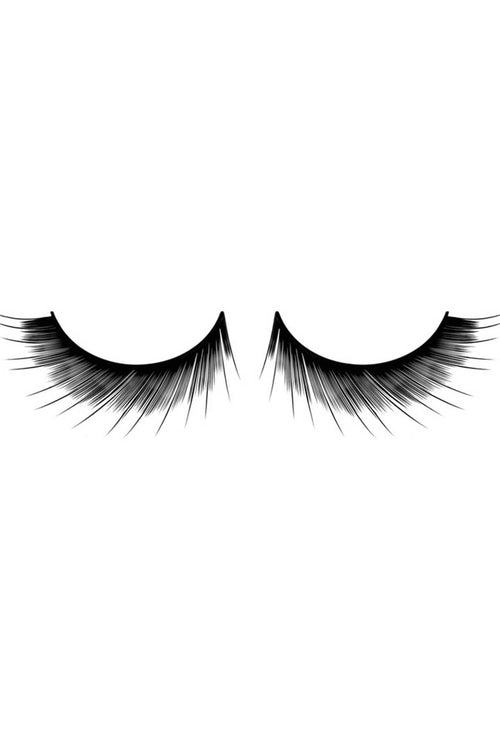 Baci Black Intense Volume Angled Natural Look Deluxe Eyelashes - CheapUndies.com