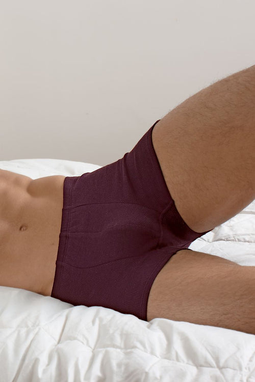 Contour Wine Prive Boxer Brief - CheapUndies.com