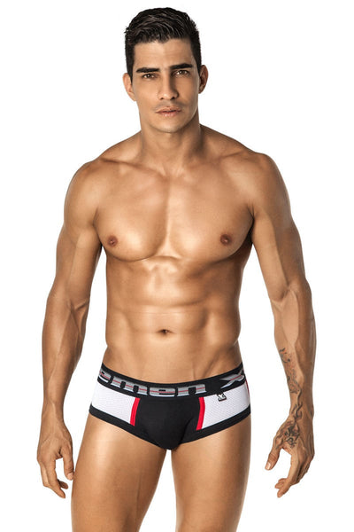 Black Classic Sport Brief