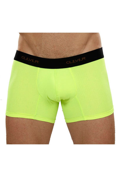 Clever Vibrant Yellow Boxer Brief