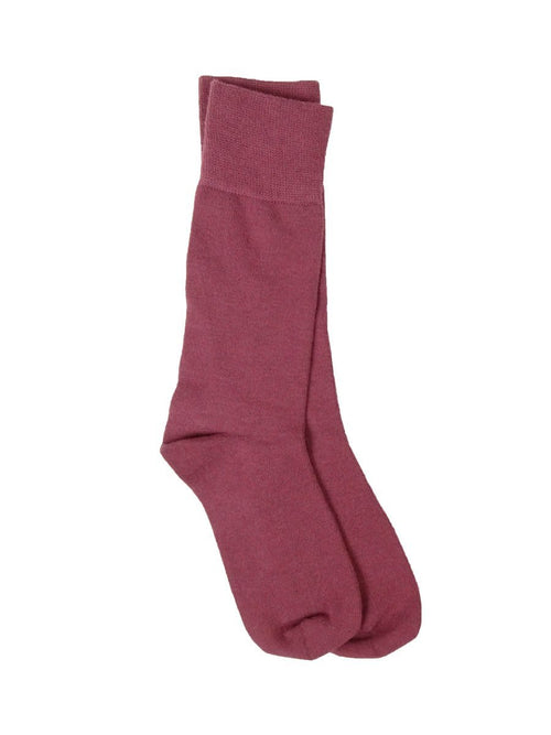 Alfani Lightweight Casual Crew Socks Purple 7-12 - CheapUndies.com