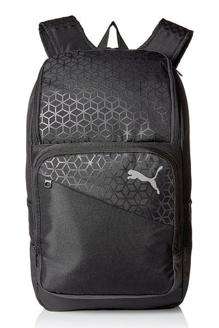 "Puma Black Epoch 19"" Backpack"