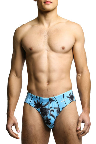2(X)IST Black Palm Tree Pro Brief