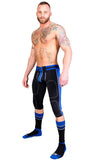 CellBlock 13 Black & Blue Renegade Defender Jock Pant