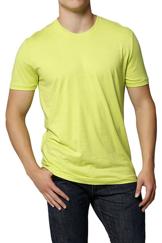 C-IN2 Lime Prime Crew Neck Shirt