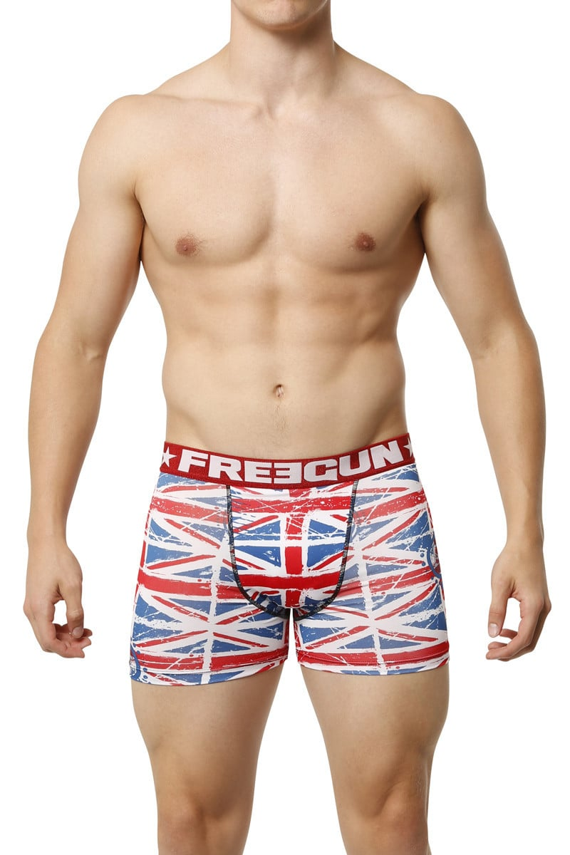 Freegun Union Jack Boxer Brief