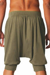 Modus Vivendi Khaki Ancient Skirt Bermuda Short