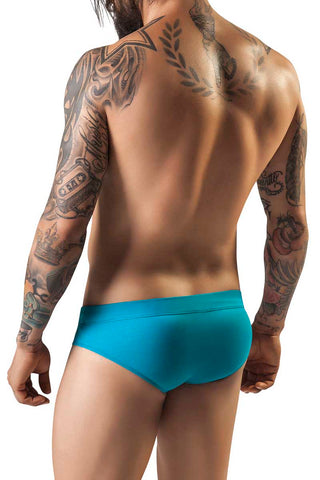 Clever Blue Placencia Swim Brief