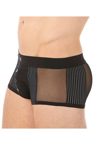 Gregg Homme Black Ritz Boxer Brief
